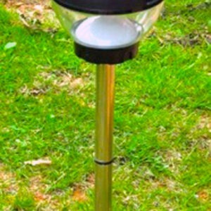 KILLER BUZZ SOLAR LAMP